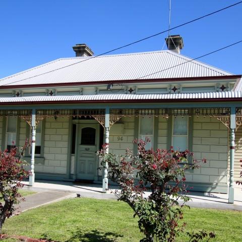Gamon St, Yarraville Before